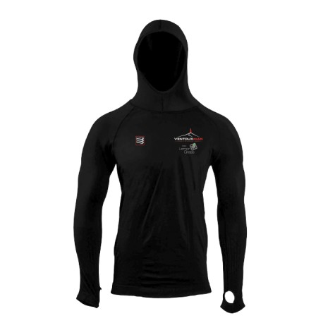 3D ThermoSeamless Hoodie